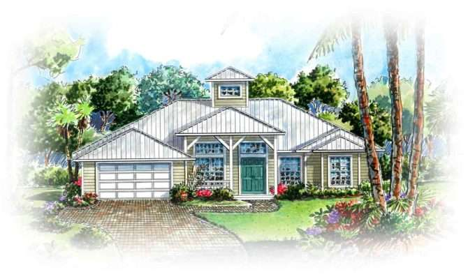 High Quality Key West Style Home Plans Old Florida