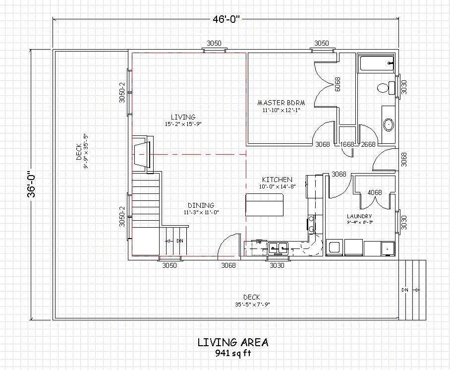 High Quality Small Cabin Home Plans Floor