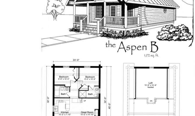High Small Chalet House Plans Cabin