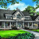 High Southern Style House Plans