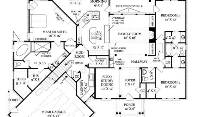 High Unusual House Plans Unique Ranch