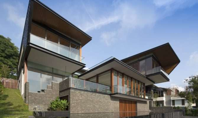 Hillside House Architects Archdaily