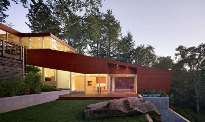 Hillside House Bruce Damonte Architectural Photographer