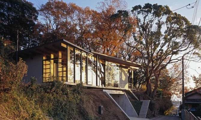 Hillside House Plans Amazing Landscape