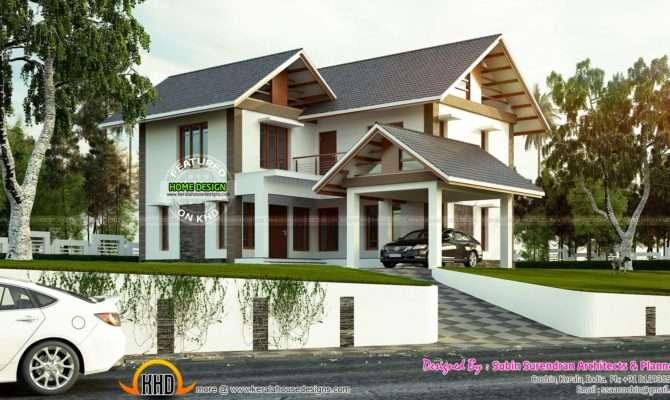 Hillside House Plans Design Modern Second Sun