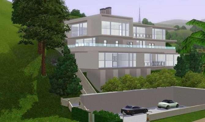 Hillside House Plans Home Design Style