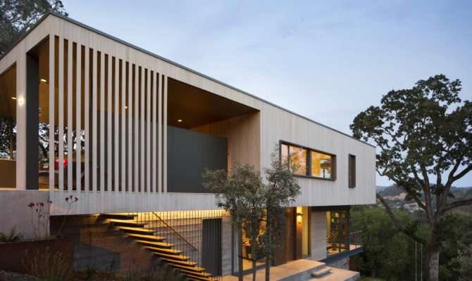 Hillside House San Anselmo California Shands Studio