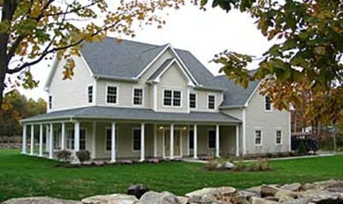 Hip Roof Colonial House Plans Awesome