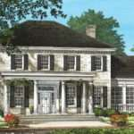 Hip Roof Colonial House Plans Escortsea