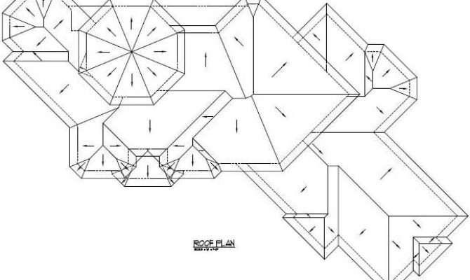 Hip Roof Design Plans Framing