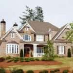 Hip Roof French Country House Plan Floor