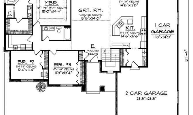 Hip Roof House Plans Smalltowndjs