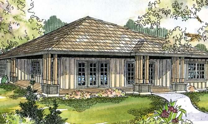 Hip Roof Ranch House Plans Home Deco