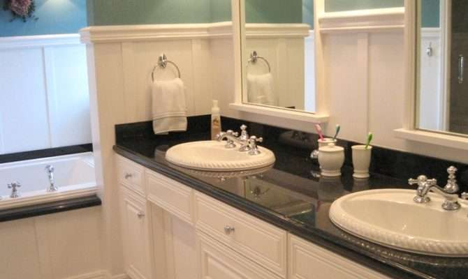 His Her Bathroom Sinks Interior Decorating Pinterest
