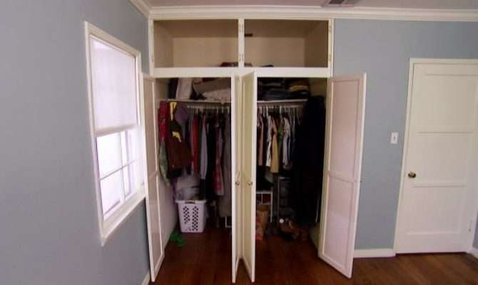 His Her Bedroom Closet Video Hgtv