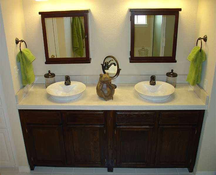 His Her Sinks Love Awesome Bathrooms Pinterest