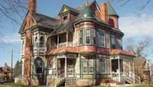 Historic Queen Anne Victorian Mansion Market Reduced Price
