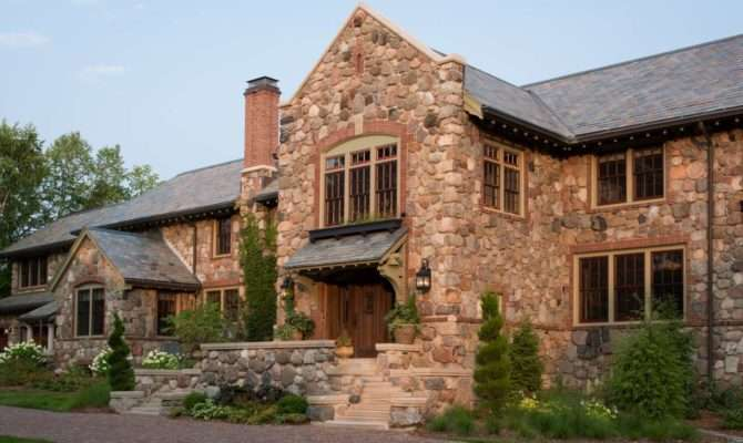Historic Stone Manor Nor Son Residential Construction