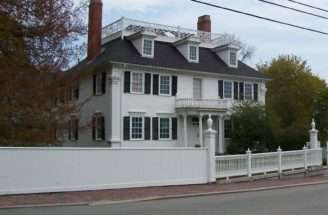 Historic Strength Colonial Style Homes
