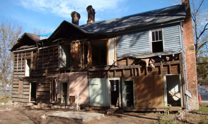 History Vann Cabin More Two Story Log