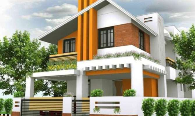 Home Architecture Design Modern House
