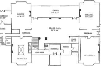 Home Architecture House Plans Building Narrow