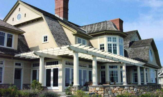 Home Architecture Shingle Style Homes