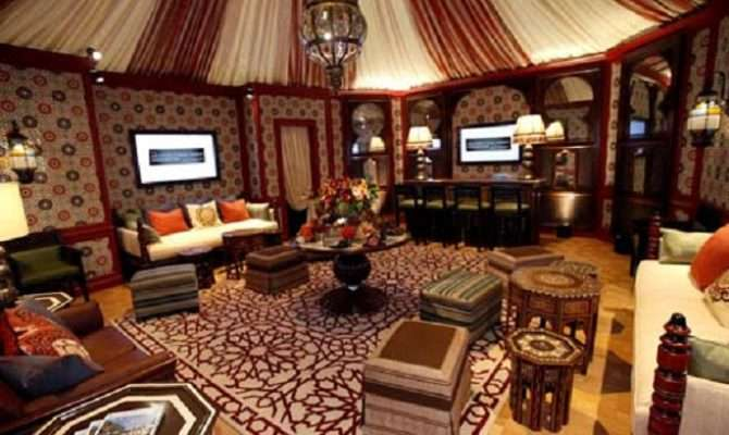 Home Design Arabic House Cor