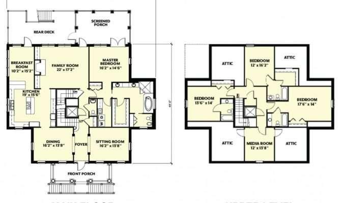 Home Design Cottage House Plans Architecture
