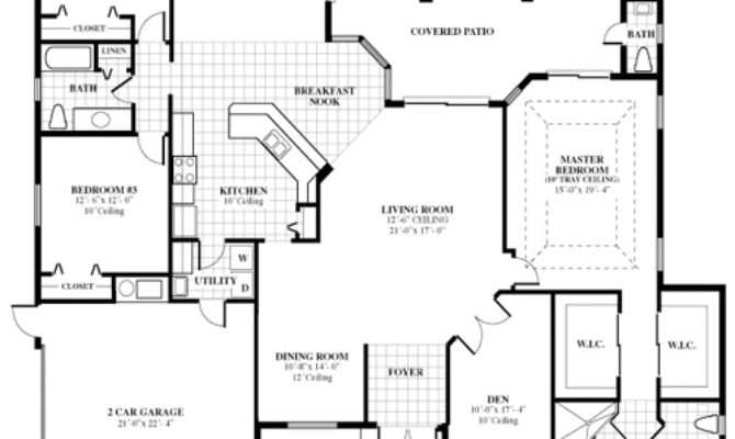 Home Design Floor Plans Elements