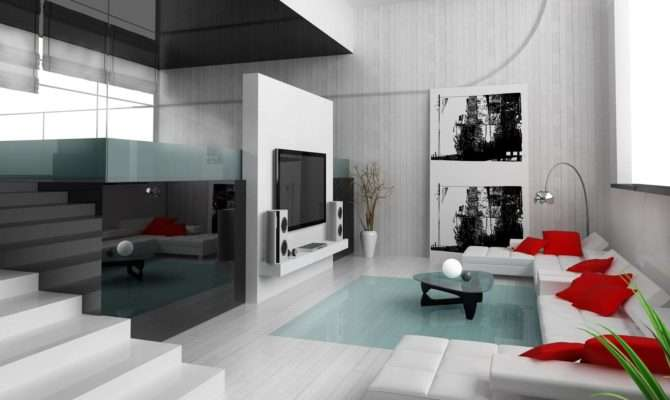 Home Design Living Room Interior Decorating Ideas Modern
