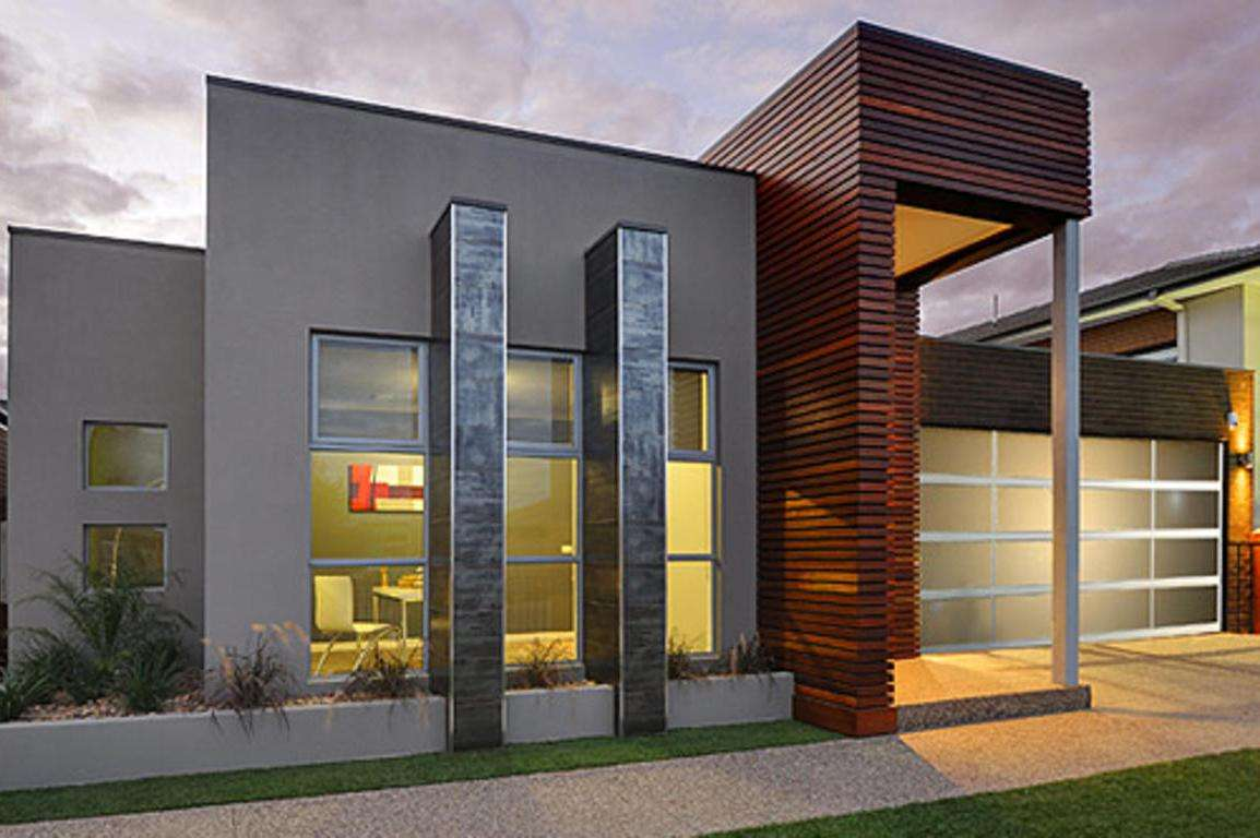 Home Designs Single Storey Contemporary