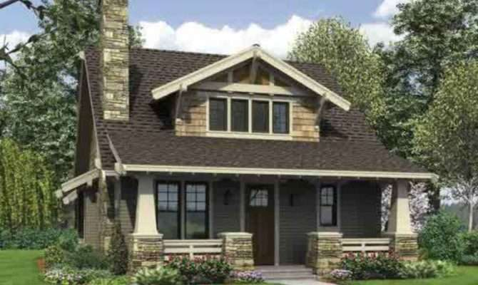 Home Designs Small Cottage House Plans Porches