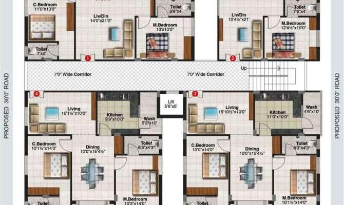 Home Element House Plans Rishi Sai Srujana Floor Plan