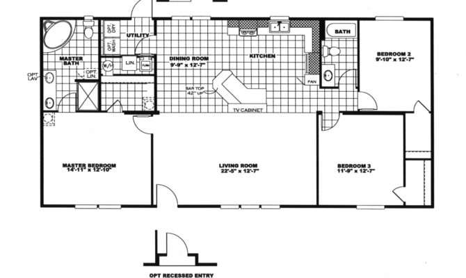 Home Floor Plan Clayton Great Room Cfl