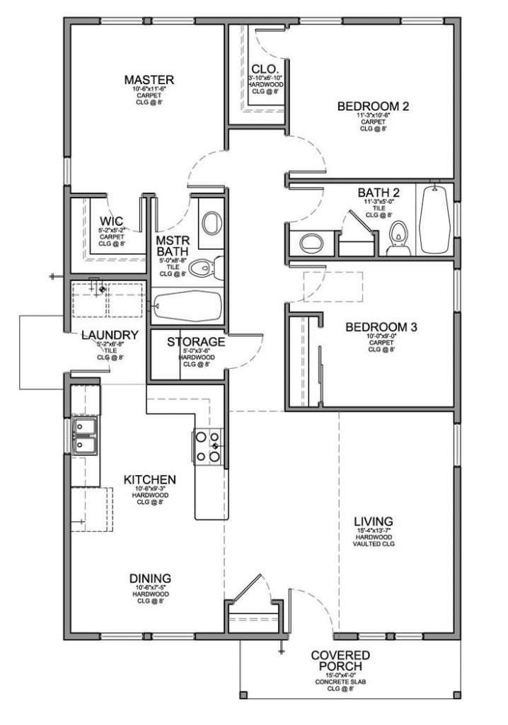 Home Floor Plans Estimated Cost Build Elegant Top