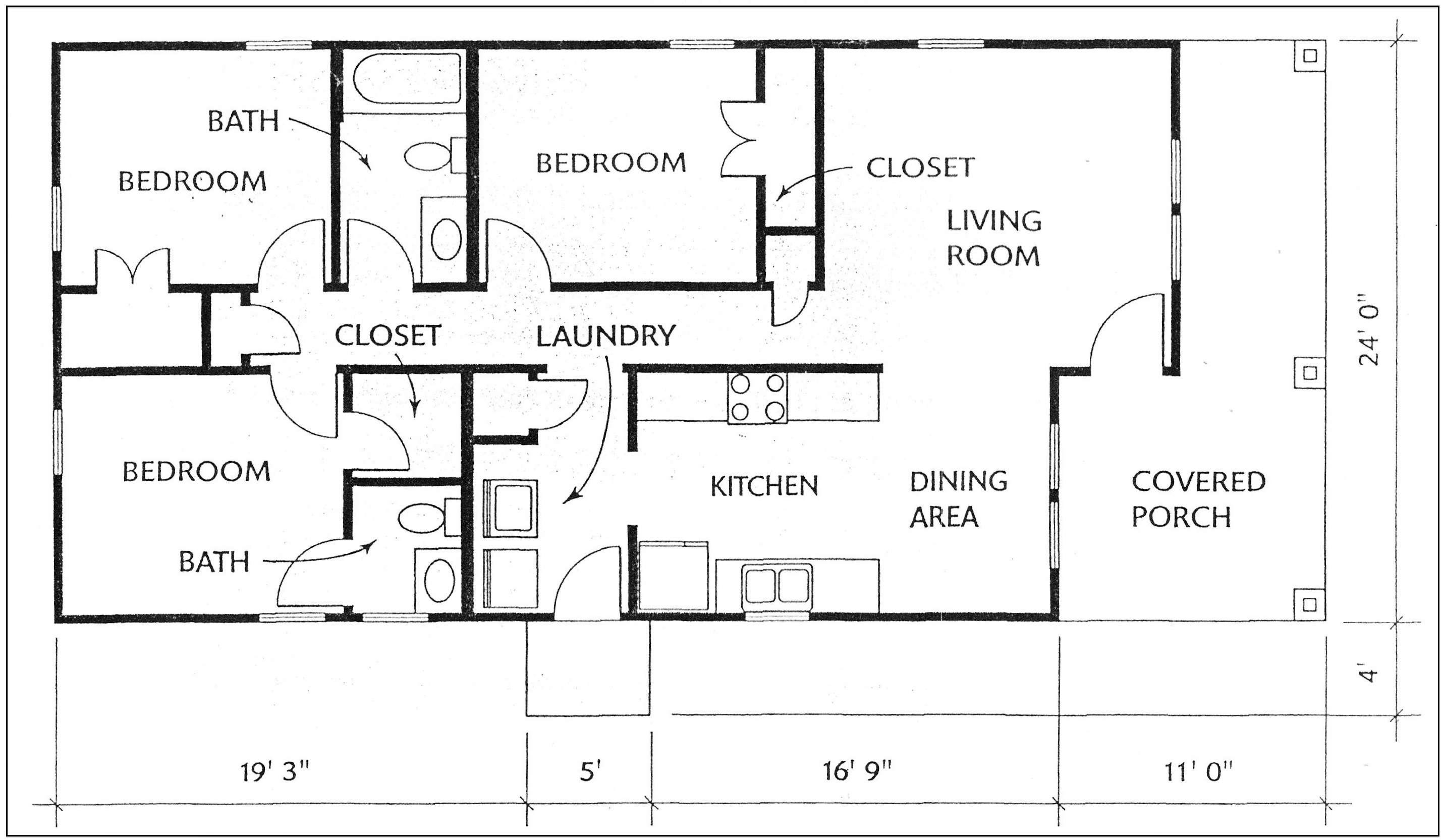 Home Floor Plans Log Cabin Kits Bedroom