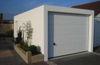 Home Garage Practical Prefab Garages Modern Living Space