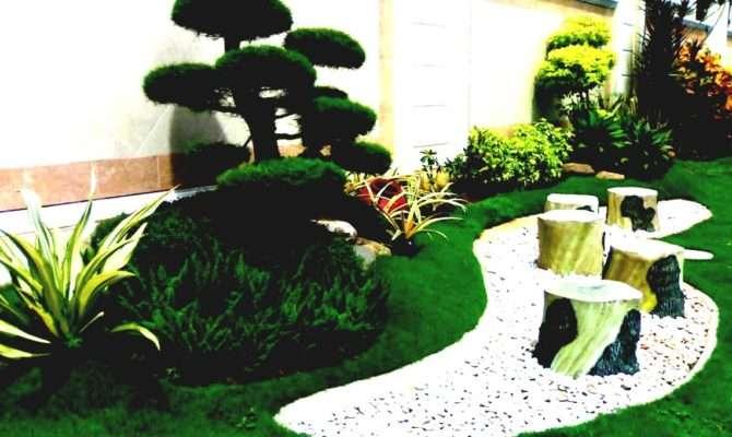 Home Garden Design Plan Ideas House Gardens Simple