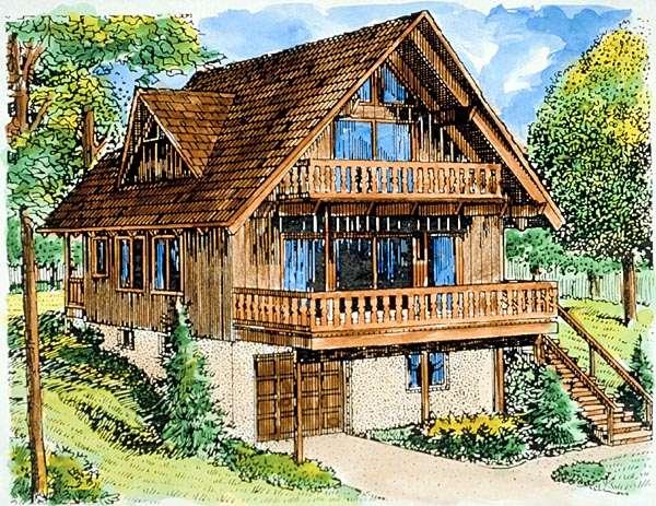 Home Ideas Aframe House Plans