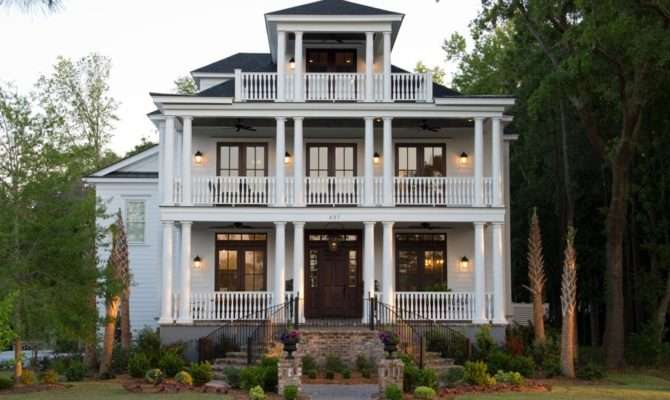 Home Ideas Charleston Plans