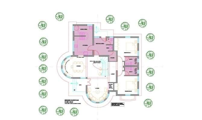 Home Ideas Round House Floor Plans