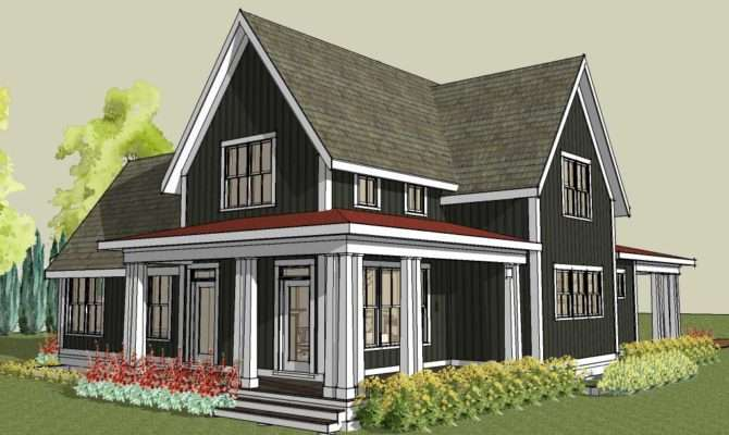 Home Ideas Simple Farm House Plans