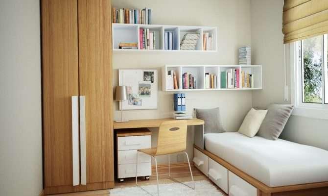 Home Interior Design Ideas Modern Study Room