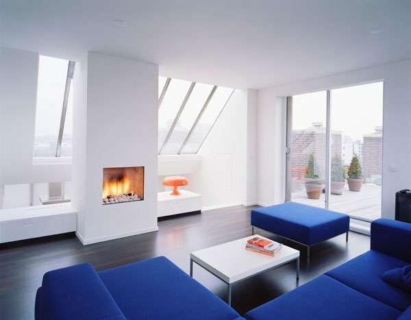 Home Interior Exterior Design Small Apartment Modern