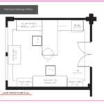King Home Garden Office Floor Plan Architecture Plans 2531