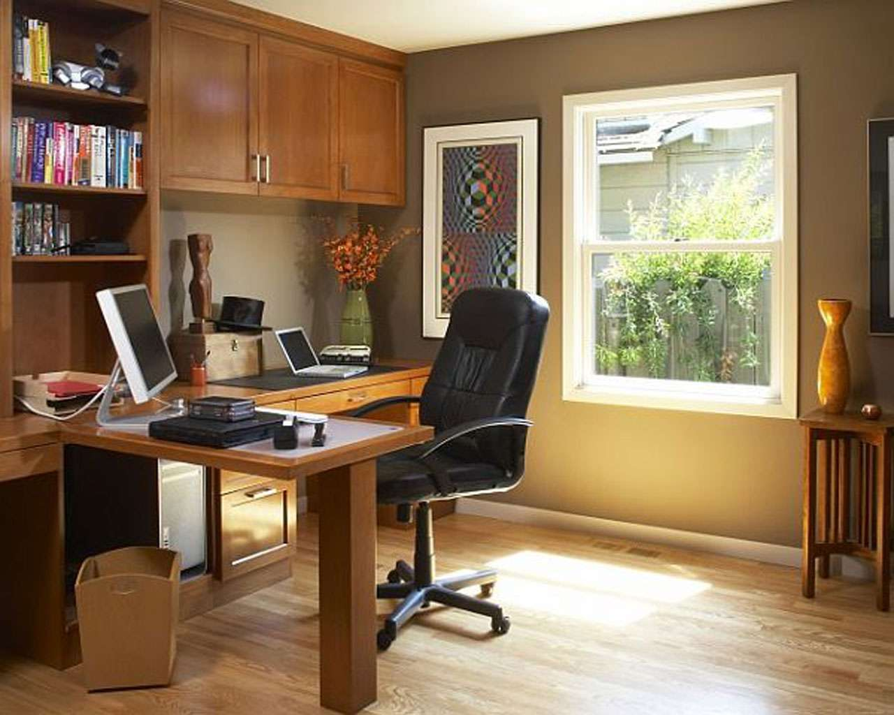 Home Office Ideas Modern House Plans