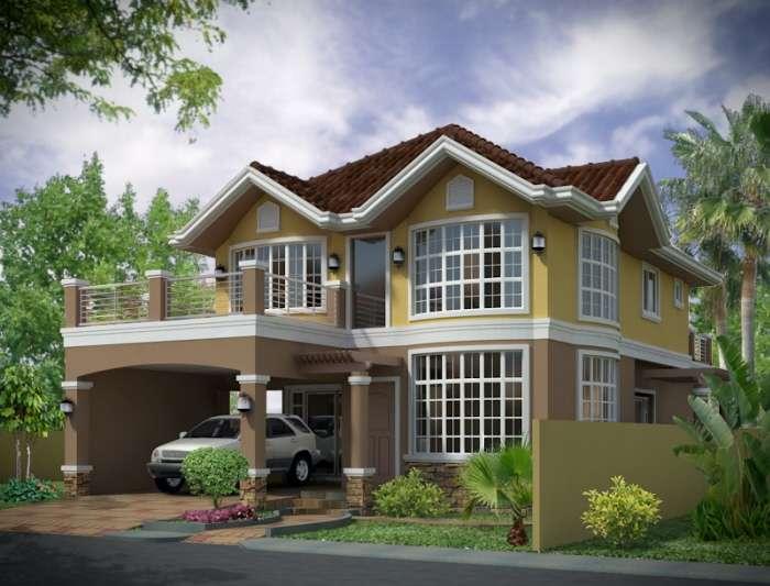 Home Outer Design Ideas House Plans - Architecture Plans ...