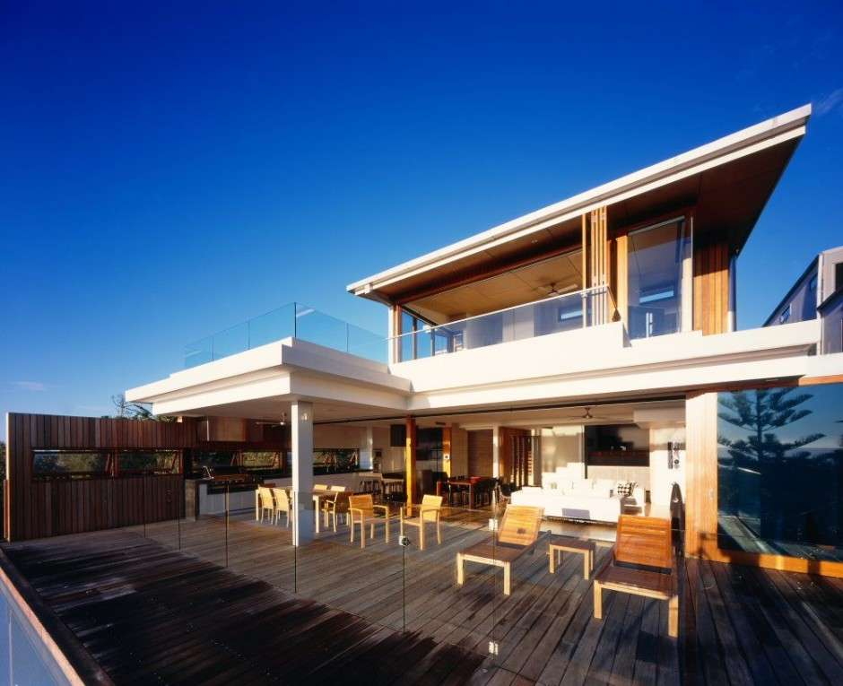 Home Peregian Beach House Design Middap Ditchfield