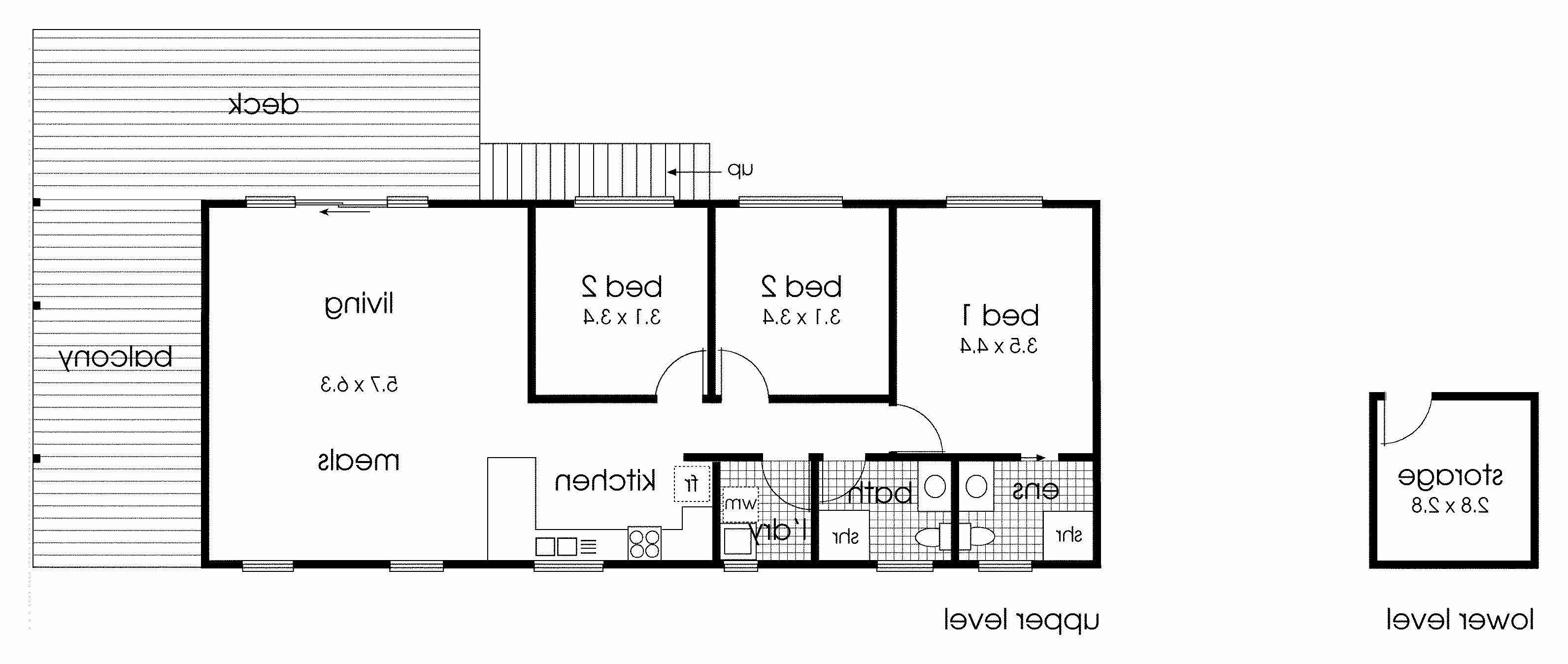 Home Plan Drawing Unique Draw Floor Best Barn